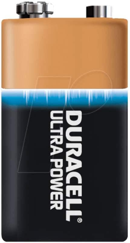 Duracell  Ultra Power 9V