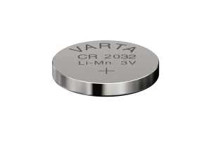 VARTA ELECTRONICS CR2032
