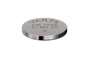 VARTA ELECTRONICS CR2025